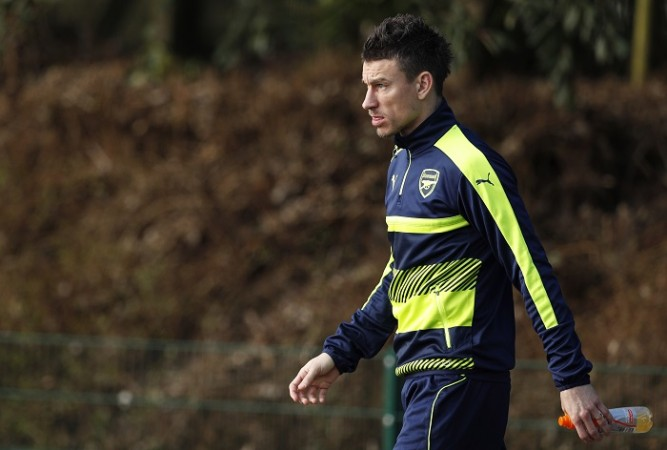 Laurent Koscielny, Arsenal, Manchester City, FA Cup, semifinal