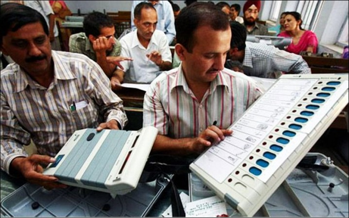 EVM and VVPAT