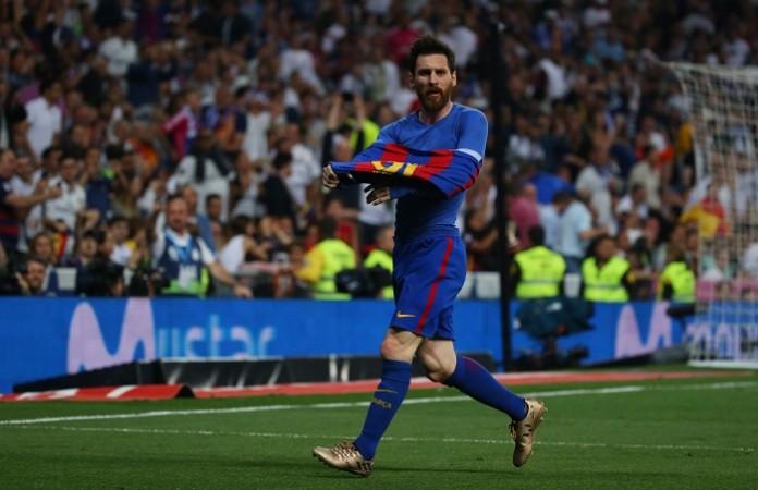 Lionel Messi, Barcelona, Messi's 500 goals, Messi