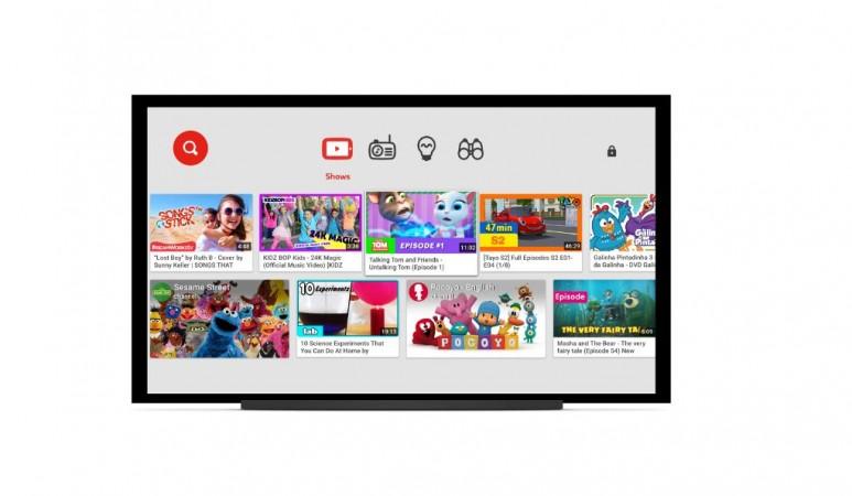 YouTube, update, Kids, smart TVs, mobile, tablet, Google Kids app,
