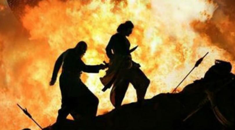 Baahubali 2 Tamil (Bahubali 2) full HD movie leaked online