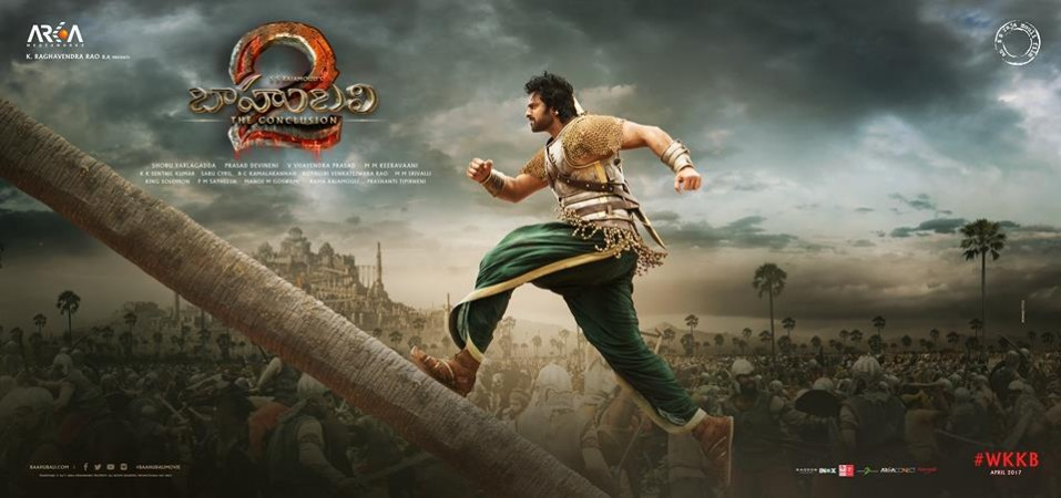 Baahubali 2 21 day box office collection ss rajamouli 39 s - Bahubali 2 poster hd ...