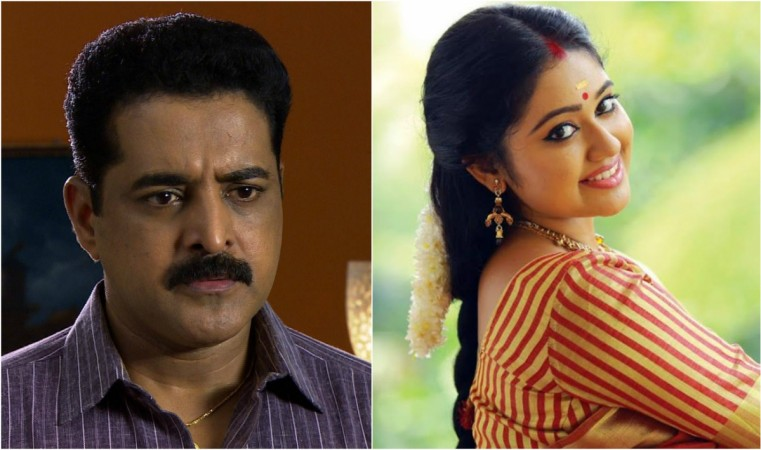 Karuthamuthu Fame Kishor Satya Chandanamazha Actress Meghna Vincent React To Rumours On Their Exit From Serials