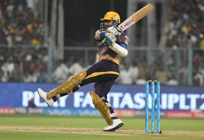 Robin Uthappa, KKR, SRH vs KKR, IPL 2017