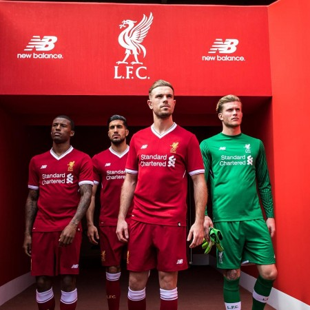 9fb80f9a97b Liverpool 2017-18 kit: Photos, where to buy, price; all you need to ...