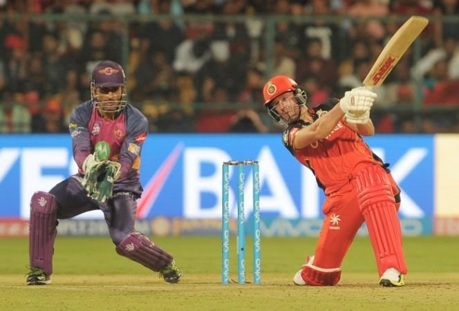 AB De Villiers, RCB, MS Dhoni, RPS, IPL 2017