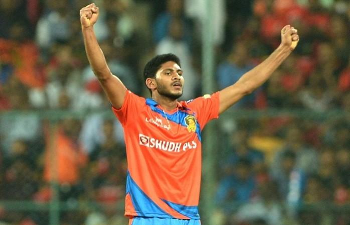 Basil Thampi, Gujarat Lions, RCB, IPL 2017, Mumbai Indians