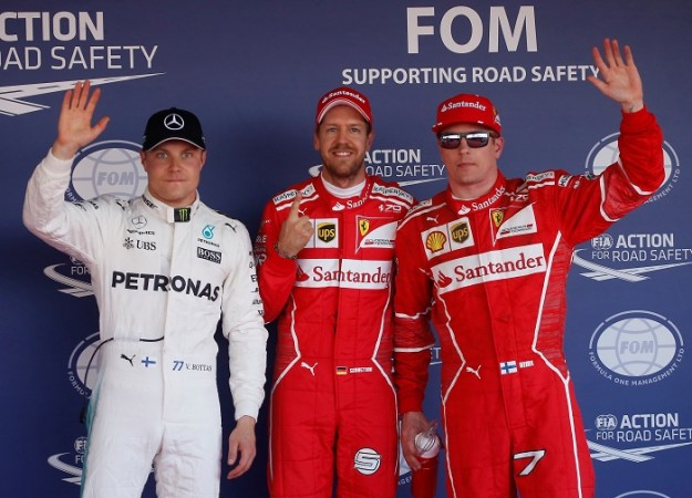 Russian Grand Prix live streaming, Formula one live streaming, 2017 Russian Grand Prix, Formula one news, Valtteri Bottas,Sebastian Vettel, Kimi Raikkonen, Lewis Hamilton