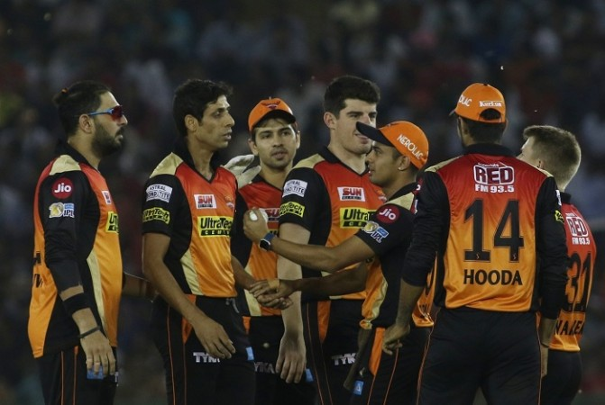 Sunrisers Hyderabad, IPL 2017, SRH vs KKR,