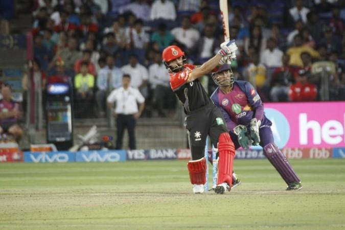 Virat Kohli, RCB, MS Dhoni, RPS, IPL 2017