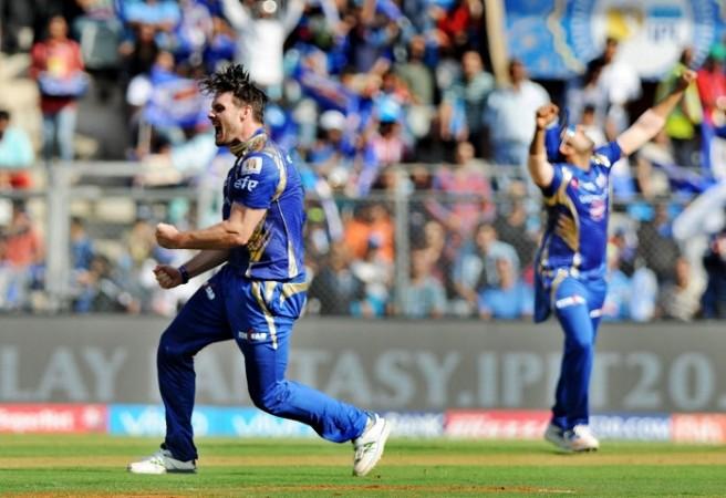 Mitchell McClenaghan, Mumbai Indians, IPL 2017, Delhi Daredevils
