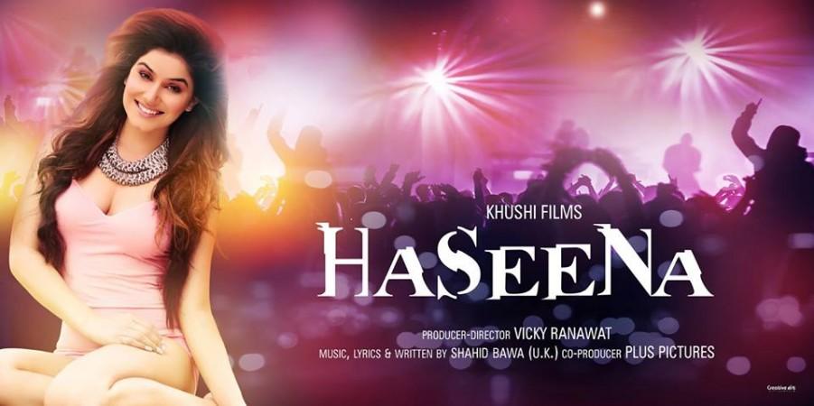Vicky Ranawat's Haseena