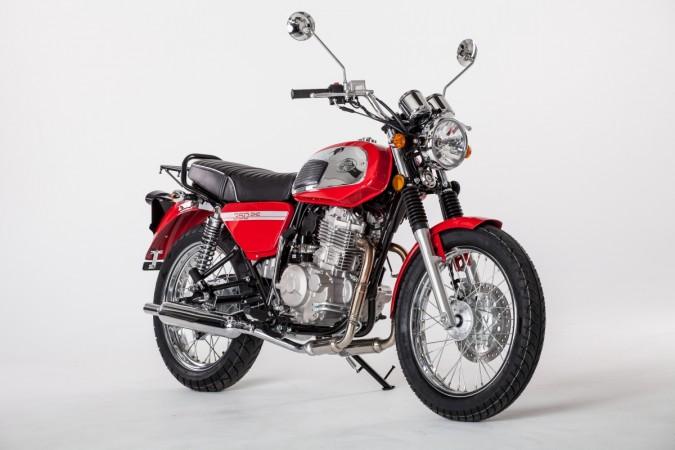 JAWA 350 OHC