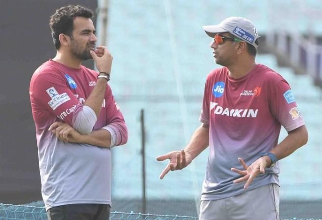 Zaheer Khan, Rahul Dravid, Delhi Daredevils, IPL 2017, Gujarat Lions