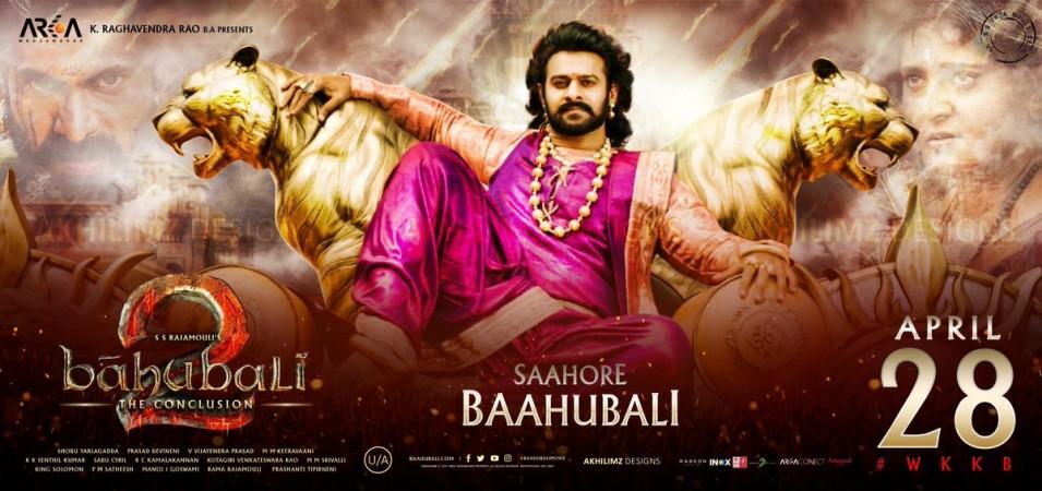 Baahubali 2, Prabhas