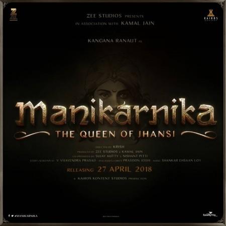 kangana Ranaut, Manikarnika: The Queen of Jhansi