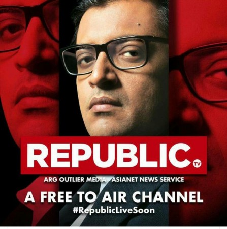 arnab goswami s republic tv to be the first indian news channel