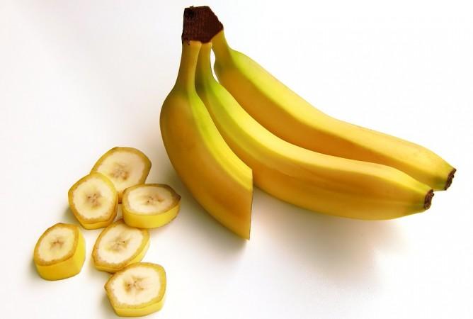 banana, fruit, health, skincare,