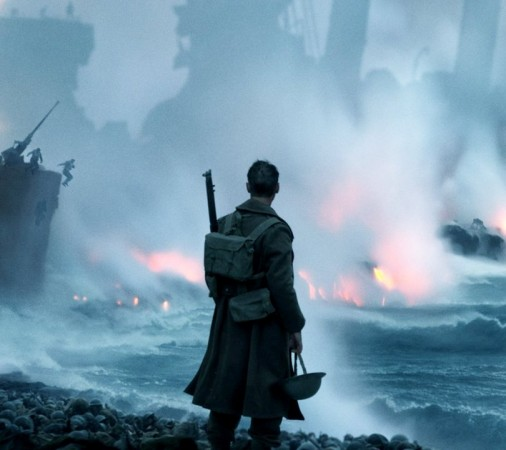 Christopher Nolan's Dunkirk movie
