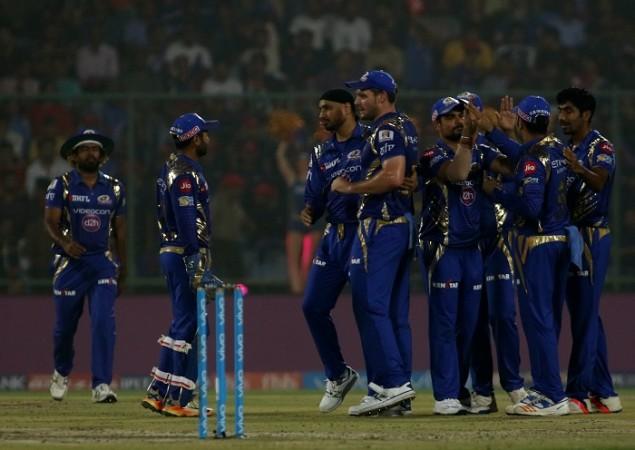 Mumbai Indians, IPL 2017, DD vs MI, Harbhajan Singh,