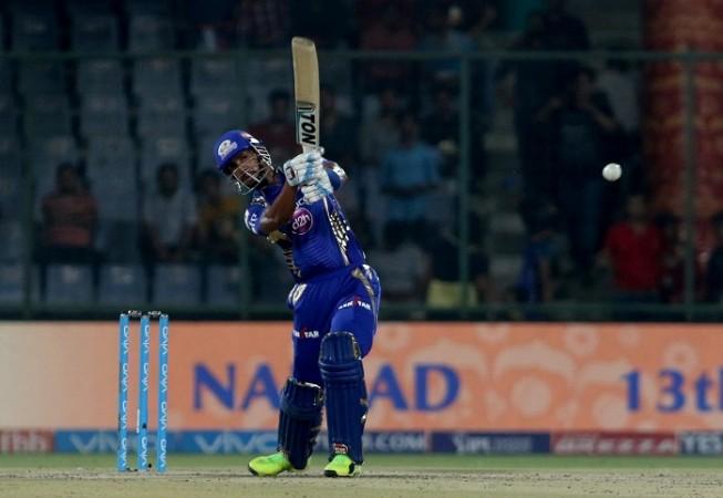 Lendl Simmons, Mumbai Indians, IPL 2017, DD vs MI