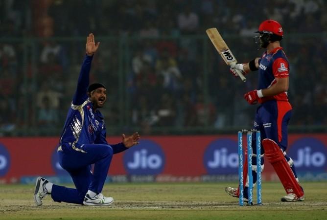 Harbhajan Singh, Mumbai Indians, IPL 2017, DD vs MI, IPL 2017 Playoffs