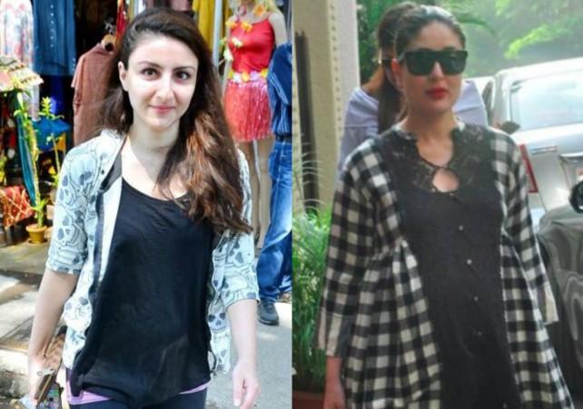 Soha Ali Khan, Kareena Kapoor Khan, pregnant