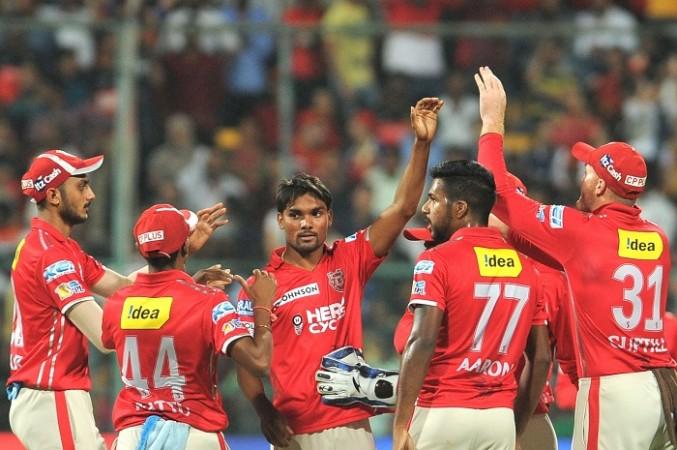 Sandeep Sharma, IPL 2017, KIngs XI Punjab