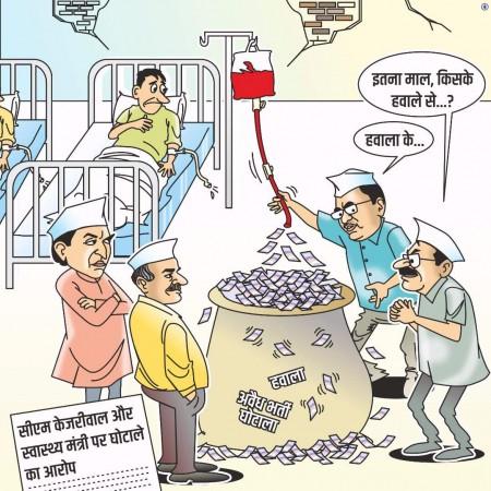 BJP AAP