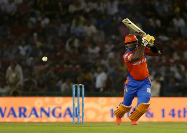 Dwayne Smith, Gujarat Lions, Kings XI Punjab, IPL 2017