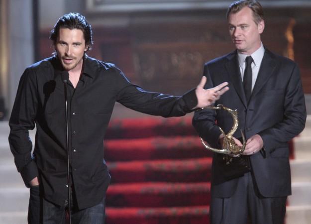 Christopher Nolan dark knight