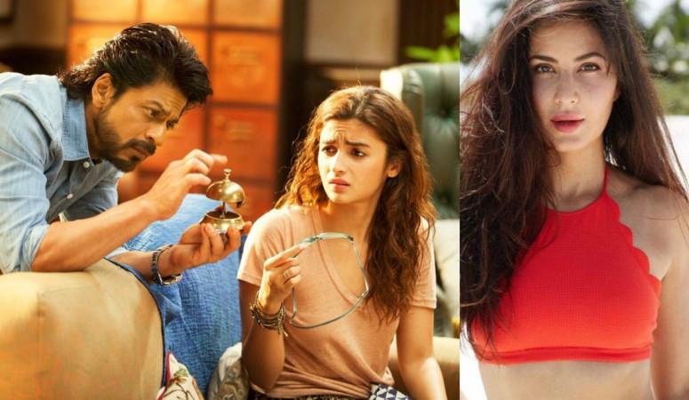 Shah Rukh Khan, Alia Bhatt, Katrina Kaif