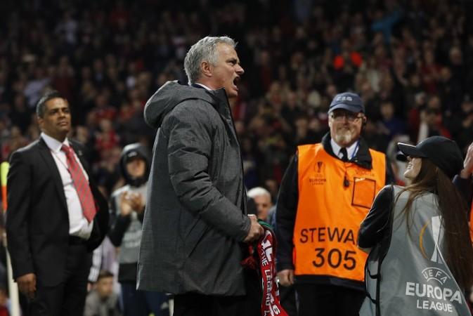 Jose Mourinho, Manchester United, Celta Vigo, Europa League, semifinal second leg