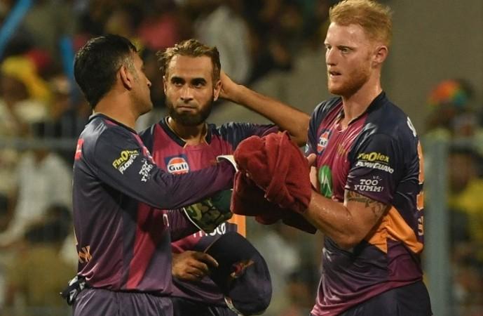 MS Dhoni, Imran Tahir, Ben Stokes, RPS, IPL 2017