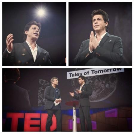 Shah Rukh Khan at TED Talks