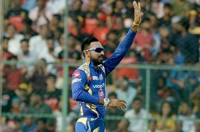 Krunal Pandya, Mumbai Indians, IPL 2017, injury, KKR