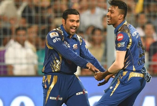 Rohit Sharma, Hardik Pandya, Mumbai Indians, KKR, IPL 2017