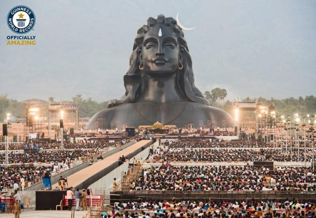 Image result for lord shiva adiyogi