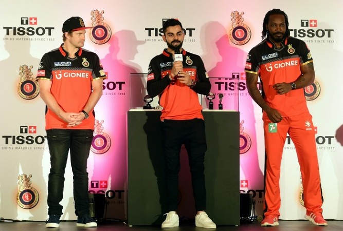 Shane Watson, Virat Kohli, Chris Gayle, IPL 2017, DD vs RCB