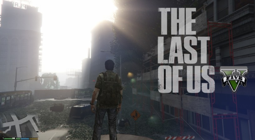 The Last of Us mod for GTA 5