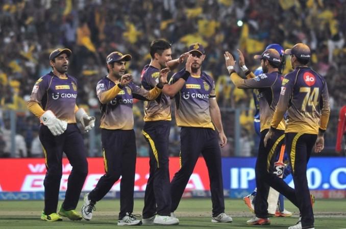 Kolkata Knight Riders, Gambhir, Lynn, Boult, IPL 2017