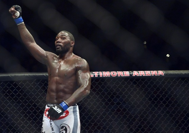 Former UFC star Anthony Johnson set to get into cannabis industry - IBTimes India