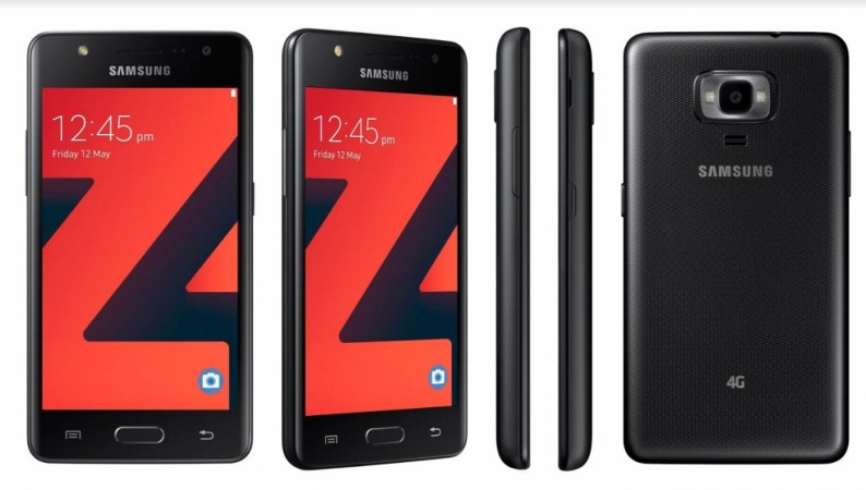 Samsung Z4, features, india, price, release