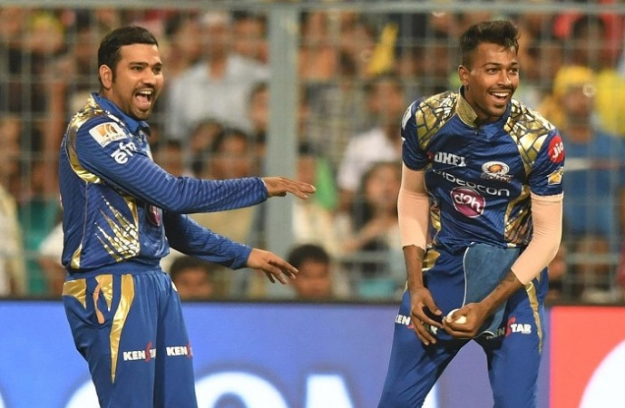 Rohit Sharma, Hardik Pandya, Mumbai Indians, IPL 2018