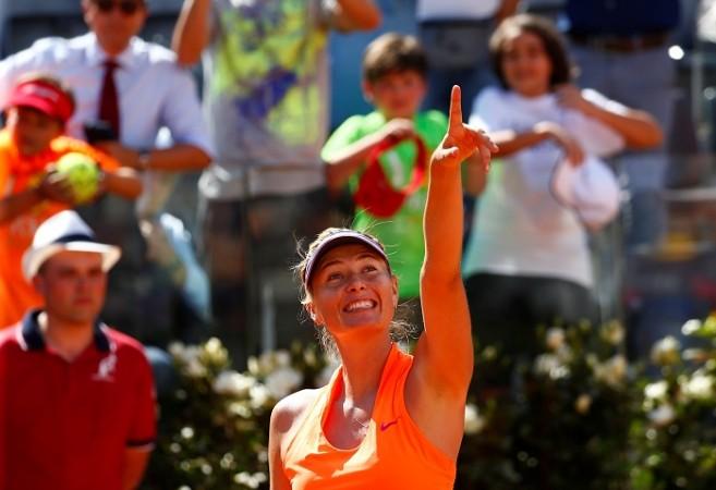 Maria Sharapova, Maria Sharapova French Open wild card, Wimbledon, French Open, Italian Open, Mirjana Lucic-Baroni