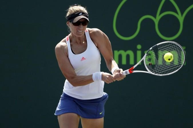 Mirjana Lucic-Baroni, Maria Sharapova, Maria Sharapova vs Mirjana Lucic-Baroni, Italian Open