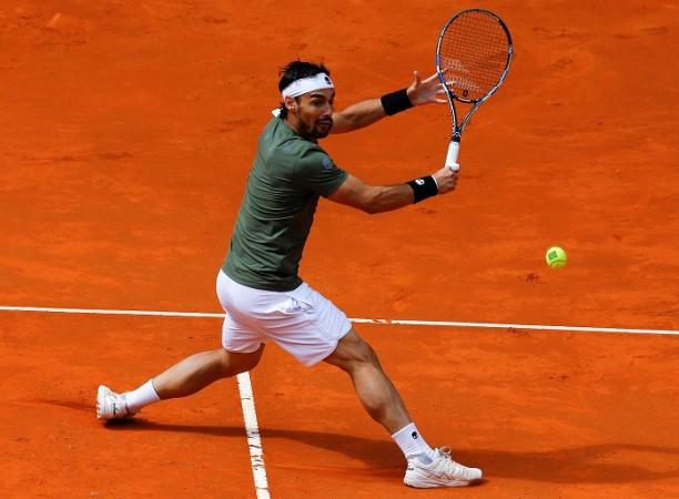 Fabio Fognini, Italian Open, Rome Masters, Andy Murray