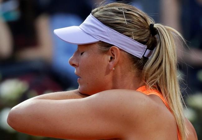 Maria Sharapova, French Open, Wimbledon, wildcard, doping ban