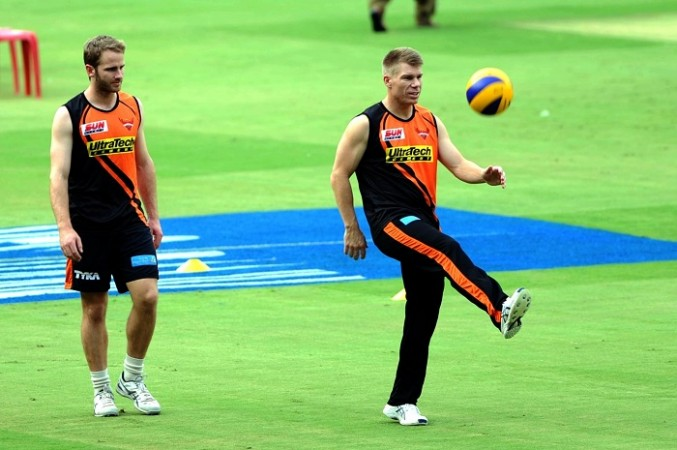 IPL: Warner steps down as Sunrisers Hyderabad skipper