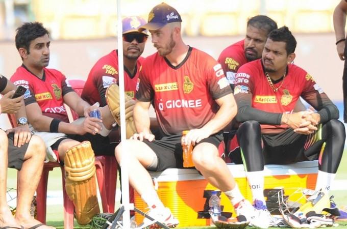 Gautam Gambhir, Chris Lynn, Sunil Narine, KKR, IPL 2017